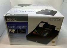 Brand New In Box Royal 410dx Electronic Cash Register Fast Free Shipping