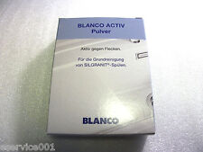 BLANCO U Polvo Juego de 3 Limpiador básico para enjuague SILGRANIT ORIGINAL