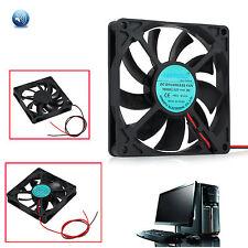 PC 12V Kühler Lüfterkühler leise silent hoher Lebensdauer 80mm x 80mm x 15mm