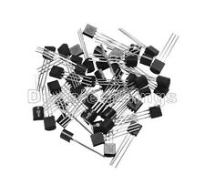 50Pcs 2N2222 NPN Transistor TO-92 2N2222A 2N2222