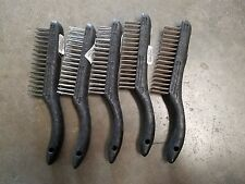 Set of wire brush 5 pc