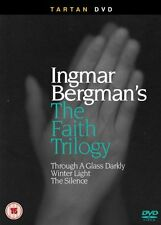The Faith Trilogy   ** Brand New DVD **  Ingmar Bergman