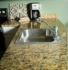 "CLOSEOUT Counter top Update Gold Granite LOOK Marble Roll 36""x12ft"