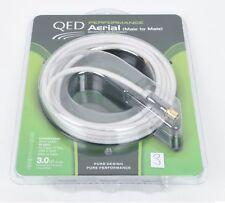 QED Performance Aerial Antennen-Kabel M/M 3,0m EAN5477 UVP war 59,00€