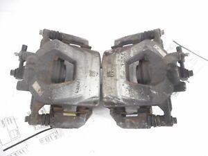 12-17 Chevrolet Sonic Front Driver Left Passenger Right Brake Caliper Pair OEM