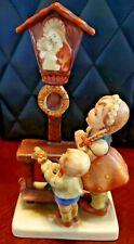 "Vintage Rare Porcelain Hummel ""Boy and Girl Praying"" #23/1"