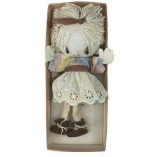 Vintage 1970's Betsey Clark Ragdoll doll Hallmark New In Box Vintage Rare!
