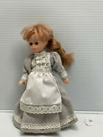 """Antique/Vintage Style 3 pc Vintage Style Doll Dress Fashion for 7"""" to 9"""" doll #2"""
