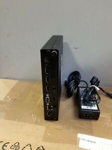 Lenovo Thinkcentre M72e TD Intel Core i3-2120T @ 2.60GHz 8GB RAM 128GB SSD WIN10