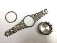 Caja OMEGA 136.033 135.033 165.039 166.039 acero inoxidable Original Tool 107