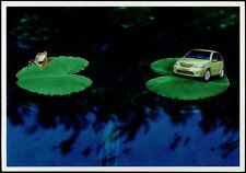cartolina pubblicitaria PROMOCARD n.2839 CITROEN C3 AUTOMOBILE  collection n.5