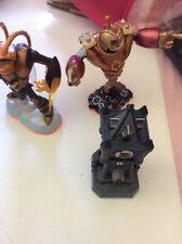 Lot of 3 Skylanders Figures Assorted Activision