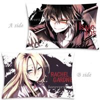 Angels of Death Zack Isaac Foster Dakimakura Body Pillow Cover A0320A