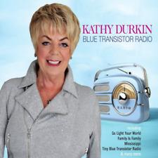 Kathy Durkin - Blue Transistor Radio (2019) Released 22/11/2019