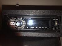 sony car stereo bluetooth