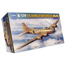 HK Models 01F002 B-17 Flying Fortress Military Aircraft Plastic Model Kit 1:48