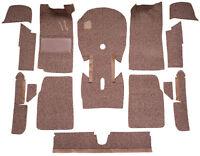 1966-1976 BMW 2002 2 Door Cut & Sewn Complete Cutpile Replacement Carpet Kit