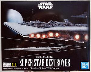 Star Wars Super Star Destroyer Bandai 5057711 neu 2020 016