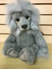 Charlie Bears 2019 Plush Collection Lion CLOCK
