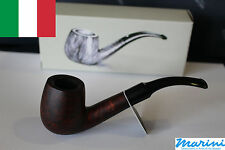 Pipa pipe Capitol Bruyere by Savinelli 607 senza filtro liscia scura