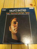 WILLIAM SHATNER - The Transformed Man, PROMO Vinyl LP, Decca, DL 5043, NM Cond.