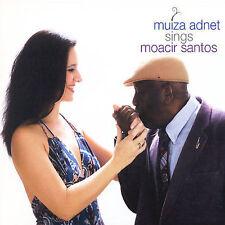 Muiza Adnet Sings Moacir Santos, Muiza Adnet, New