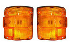 fit 86-92 88 90 91 Hino FD FE EF FG Corner Park Lights PAIR