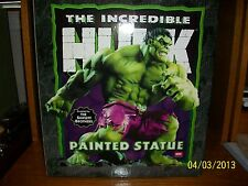 2002 Bowen Designs The Incredible Hulk by The Shiflett Brothers 13 inches tall