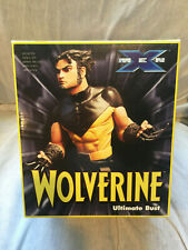 "X-Men Wolverine Ultimate Bust 7"" Rudy Garcia New in Box Never Displayed"