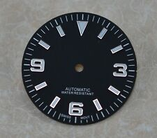 Dial for ETA 2836 ETA 2824 movement Explorer style 29.3mm