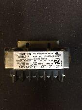Automation Direct GS-45P0-LR 3 Phase Line Dry Type Reactor 600 Volt AC Drive PLC