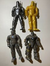 Marvel Universe IRON MAN Lot MCU Origin Mark 1 I Gold silver first appearance