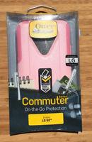 Otter Box Commuter Phone Case LG G5 Pink