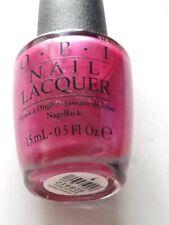 Opi Nail Polish Enamel Lacquer Manicure Pedicure Salon Variety Multi Color New
