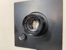 Schneider Kreuznach 4.5/75 Comparon Enlarging Lens 4.5 75mm on Board