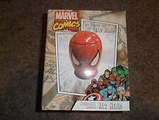 SPIDER-MAN MOLDED COOKIE JAR HEAD marvel BRAND NEW