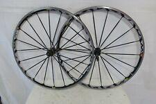 Mavic Ksyrium SL SSC Wheel Set Silver Shimano 9,10, 11 Speed freehub