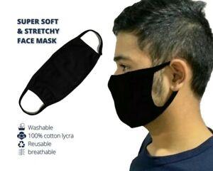 30 Pack Unisex Face Mask Reusable Washable Cover Masks Fashion Cloth Men Women