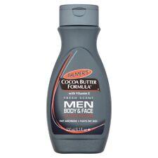 Palmer`s Men's corps et visage 24 HEURES hydratation avec beurre de cacao 250ml