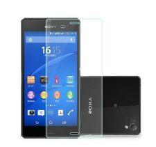 Sony Xperia Z3 Compact Tempered Glass Screen Protector Ultra Crystal Clear Thin