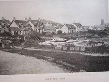 Iona Staffa Scotland Hebrides Views antique book illustrated photos Argyll Bute
