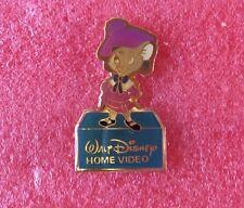 Pins Walt Disney Home Vidéo Film BASIL Personnage OLIVIA FLAVERSHAM