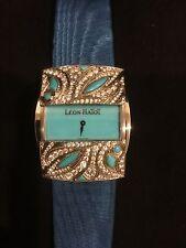Leon Hatot Luela XL 18K White Gold