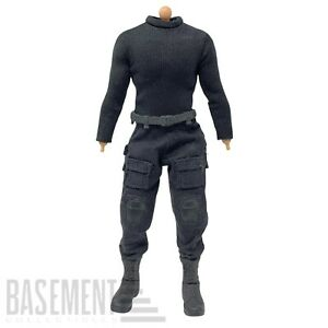 Mezco One:12 Punisher Netflix - Body, Clothes & Boots Marvel 1:12 Scale Fodder