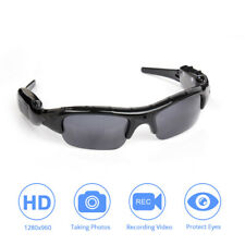 Hidden Mini Camera Sunglasses Glasses Eyewear Audio Video Recorder DVRs 1080P HD