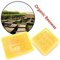 50g/105g Organic Beeswax Cosmetic Grade Filtered Natural Pure Bees Wax Bars N3S0