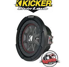 Kicker CWRT82 20cm Subwoofer 600 Watt CompRT8 Basslautsprecher Extrem Flach!!