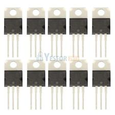 10Pcs LM317T LM317 1.2V to 37V 1.5A Adjustable Voltage Regulator IC #3YE