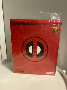 Deadpool One:12 Collective MDX exclusive with Headpool new action figure NIB