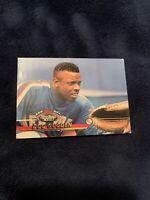 Dwight 'Doc' Gooden~1993 Stadium Club Baseball Card #514(New York Mets-Pitcher)⚾